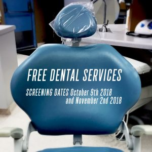 FREE Dental Services