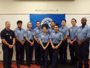 EMT class photo