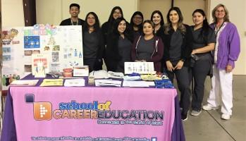 RDA Students at Dental Awareness Day! – Riverside SCE