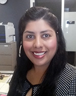 Elizabeth Alvarado Admissions Technician