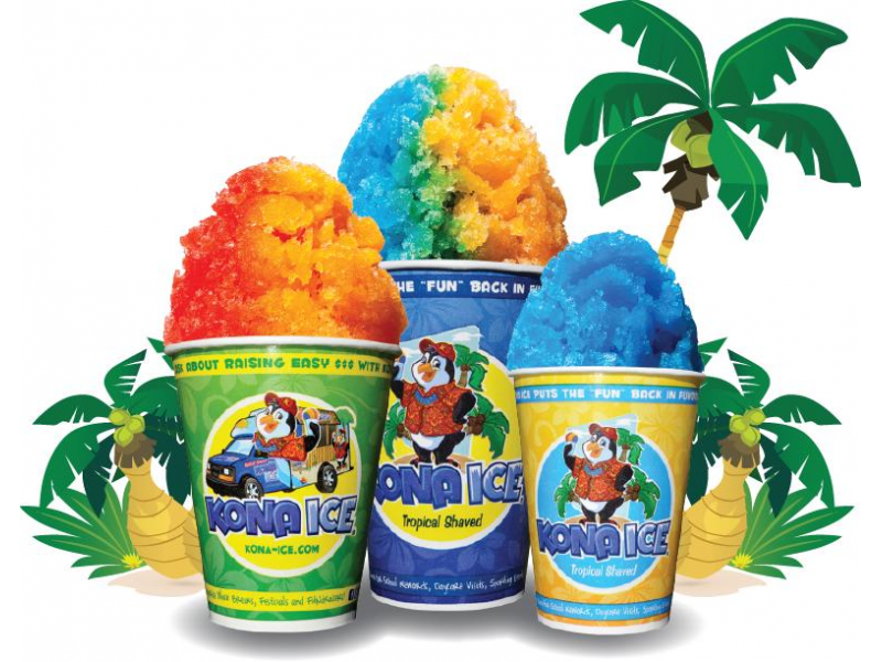 Kona Ice is coming