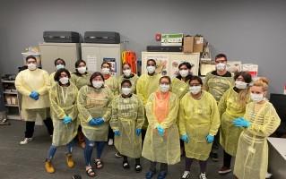 EMT Spring 2020 Class Photo