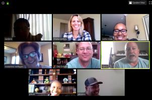 SCE Staff Zoom Meeting