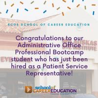 AOP Congratulations!