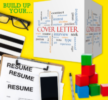 Build Up Your Cover Letter, Resume